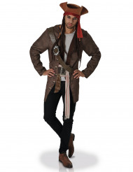 Disfarce Jack Sparrow™ Piratas do Caribe™ - adulto
