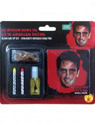 Kit de maquilhagem borbulhas de acne adulto