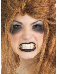 2 Dentes falsos vampiro halloween
