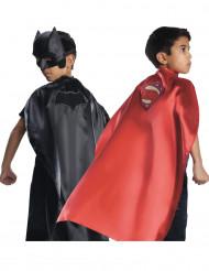 Capa reversível Batman VS Superman™ menino
