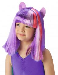 Peruca Twilight Sparkle™ My Little Pony™ menina