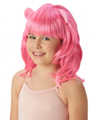 Peruca Pinkie Pie™ My Little Pony™ menina