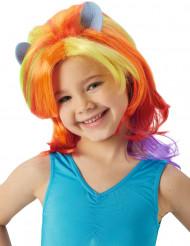 Peruca Rainbow Dash ™ My Little Pony™ menina
