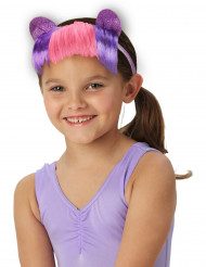 Bandolete com franja Twilight Sparkle - My Little Pony™ menina