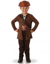 Disfarce Jack Sparrow™ Piratas das Caraíbas™ criança