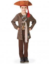 Disfarce Jack Sparrow™ Piratas das Caraíbas™ Luxo criança