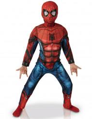 Disfarce Spiderman™ Homecoming luxo criança