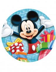 Folha de açúcar Mickey™ 20 cm