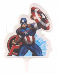 Vela de aniversário Capitão América™