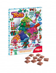 Calendário do advento de chocolate Trolls™