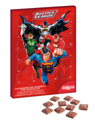 Calendário do advento de chocolate Justice League™