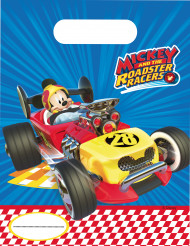 6 Sacos de festa Mickey Racing™