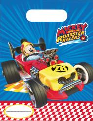6 Sacos de festa Mickey Racing™