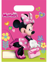 6 sacos de festa Minnie Happy™