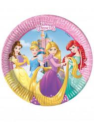 8 Pratos de cartão Princesas Disney Dreaming™