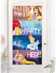 Decoração de porta Princesas Disney Dreaming™