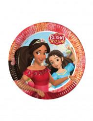 8 Pratos de cartão Elena de Avalor™