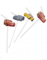 6 Palhinhas com imagem Cars 3™