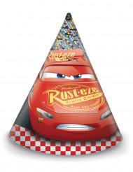 6 Chapéus de festa Cars 3™