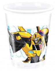 8 copos de plástico 200 ml Transformers RID™