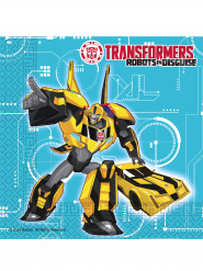 20 Guardanapos de papel Transformers RID™