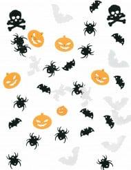 Confetis de mesa para Halloween