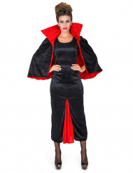 Disfarce codessa Dracula veludo mulher