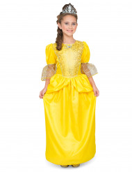 Disfarce de Bela princesa menina