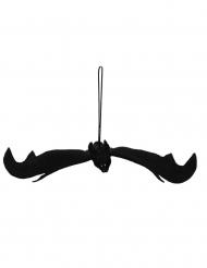 Morcego preto para pendurar Halloween