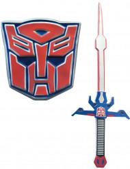 Kit espada e escudo Optimus Prime - Transformers 5™