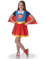 Disfarce Supergirl™ - Superhero Girls™ menina - Novo modelo