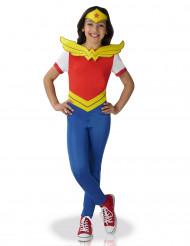 Disfarce Wonder Woman™ Superhero Girls™ menina