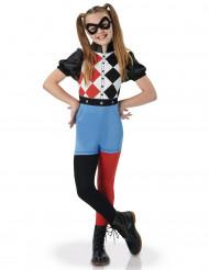 Disfarce Harley Quinn™ - Superhero Girls™ menina