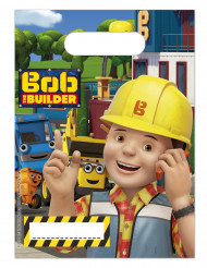 6 Sacos de festa Bob o Construtor™