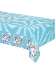 Toalha de mesa unicórnio alado 180 x 130 cm