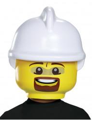 Máscara bombeiro LEGO® criança