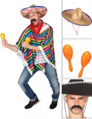 Kit mexicano adulto