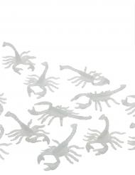 12 Escorpiões fosforescentes Halloween