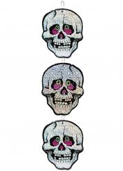 Decoração para pendurar Esqueleto