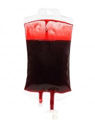 Decoração saco de sangue Halloween
