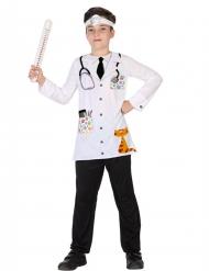 Disfarce veterinário criança