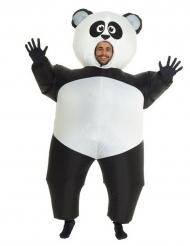 Disfarce insuflável panda adulto Morphsuits™