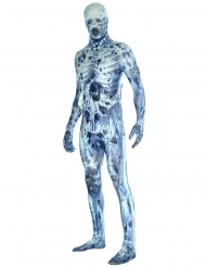 Disfarce homem teia de aranha adulto Morphsuits™ Halloween