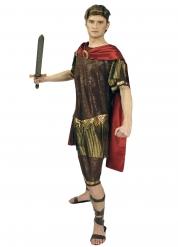 Disfarce gladiador antigo homem