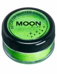 Pó cintilante UV verde 5g Moonglow©