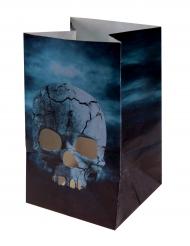 6 Lanternas de papel Noite terrível Halloween