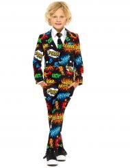 Fato Mr. Comics criança Opposuits™