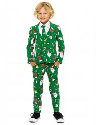 Fato Mr. Santaboss criança Opposuits™ Natal