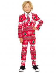 Fato Mr. Winterwonderland criança Opposuits™ Natal