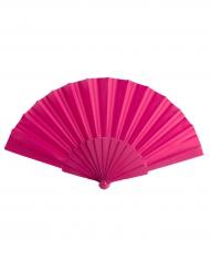 Leque cor-de-rosa